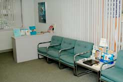 Our Lobby at Dumont Dentist